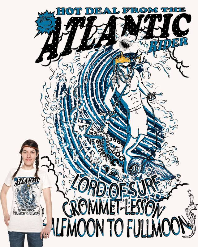 atlantic rider by ndough on Threadless