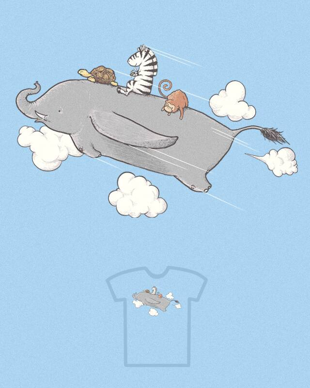 The Dumbojet by darel on Threadless