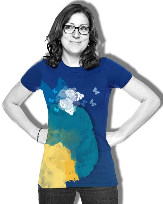 Burst of Freedom by ninthdirection on Threadless