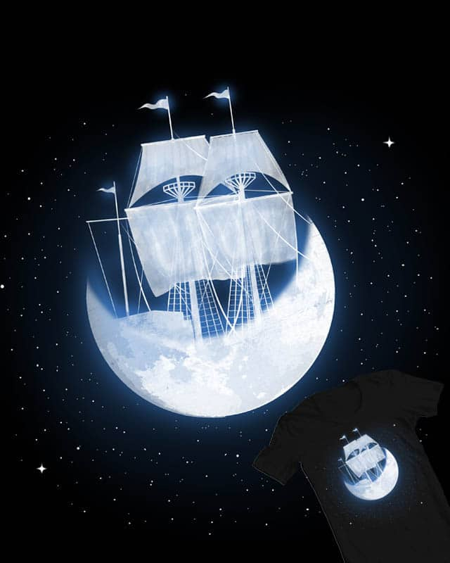 midnite sailing by rejagalu on Threadless