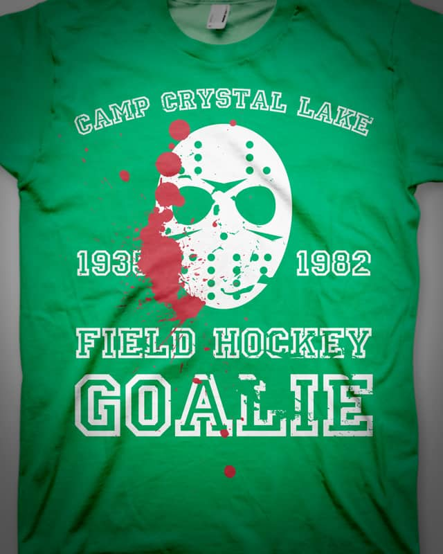 Crystal Lake Field Hockey Team by andyhunt on Threadless
