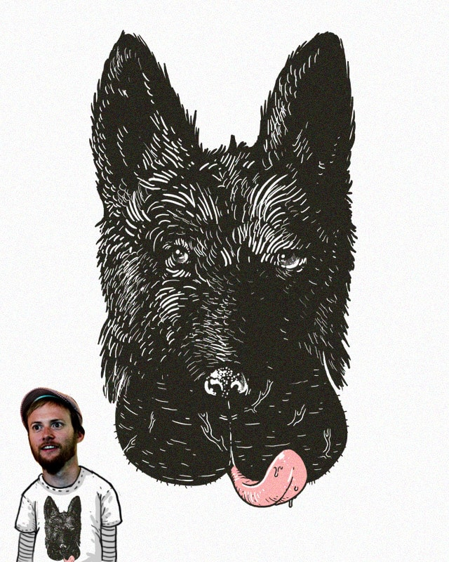 Scrotish Terrier by skaw on Threadless