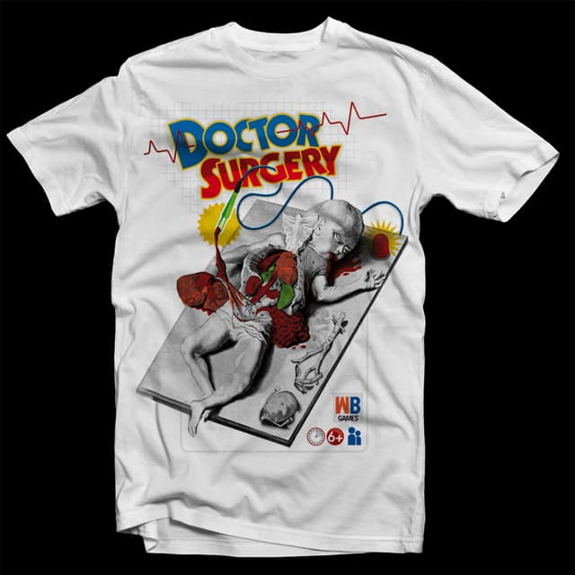 Doctor Surgery by Karnaf on Threadless