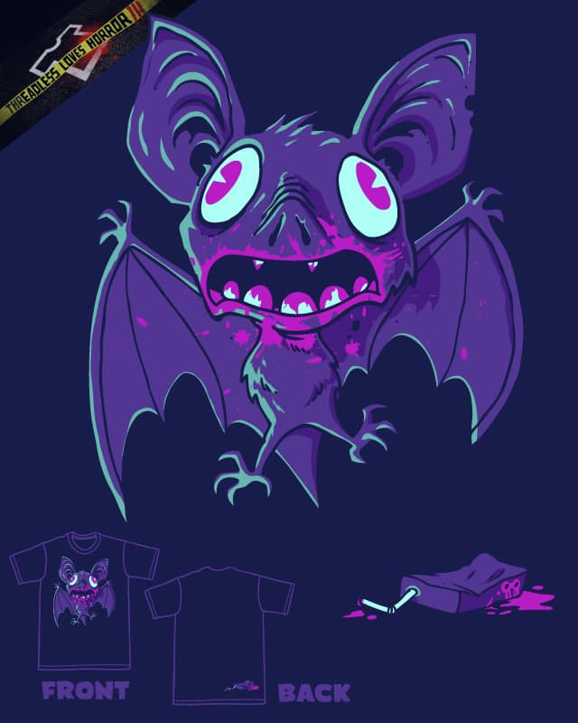 Just a Fruitbat by briancook on Threadless