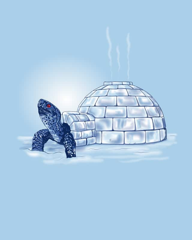 Igloo by kooky love on Threadless
