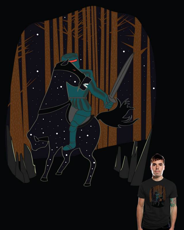 The Night Will Guide Us by Theo86 on Threadless