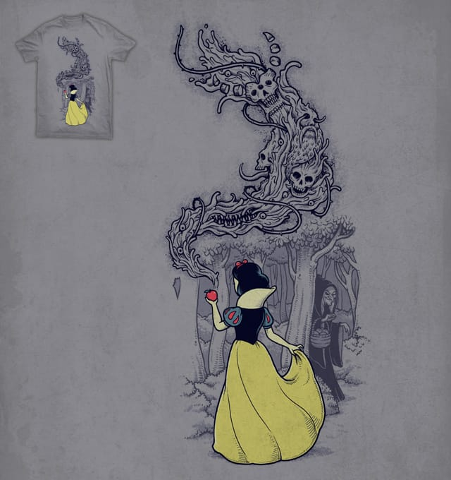 Poisoned Apple by ben chen on Threadless