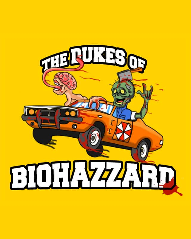 Dukes of Biohazzard by G-Square on Threadless