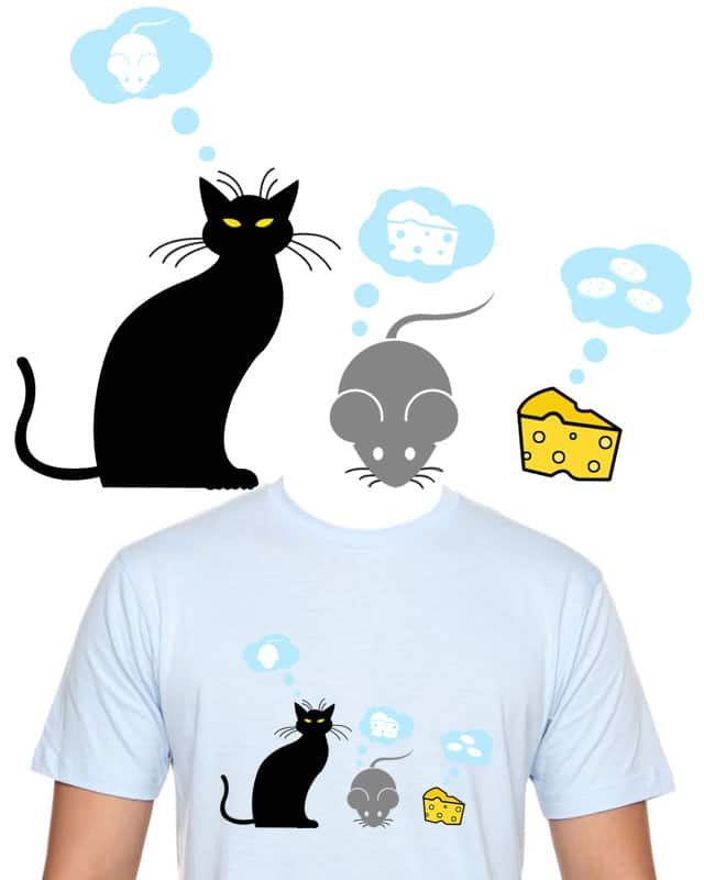 Cats And Crackers by Evan_Luza on Threadless
