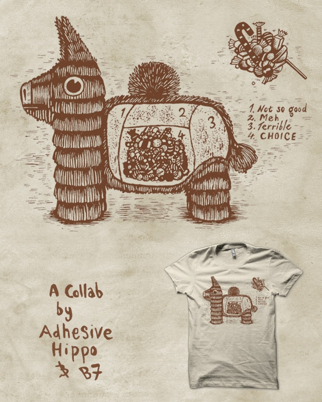 The Choice Cut by Adhesive_Hippo on Threadless