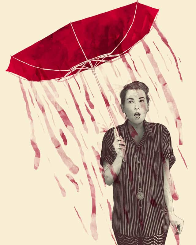 umbrella by Diogohg on Threadless