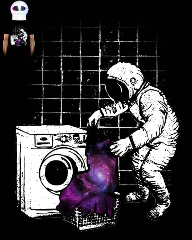 The Shrinking Universe by ArTrOcItY on Threadless