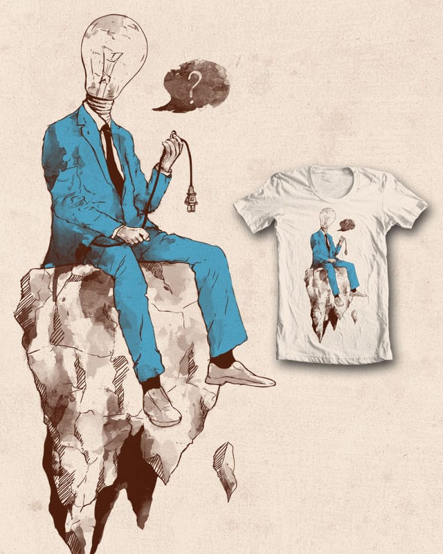 Idea Man by fhigi25 on Threadless