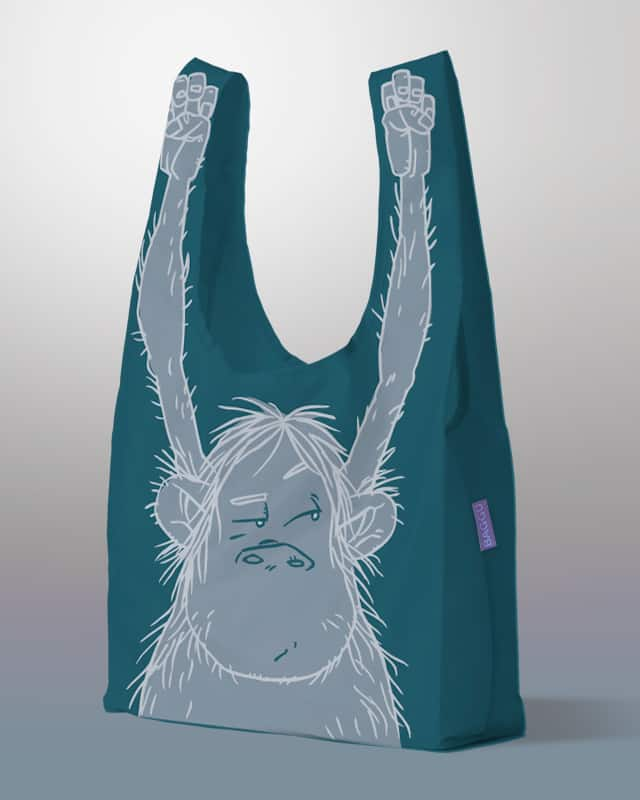 Hang On by freehand on Threadless