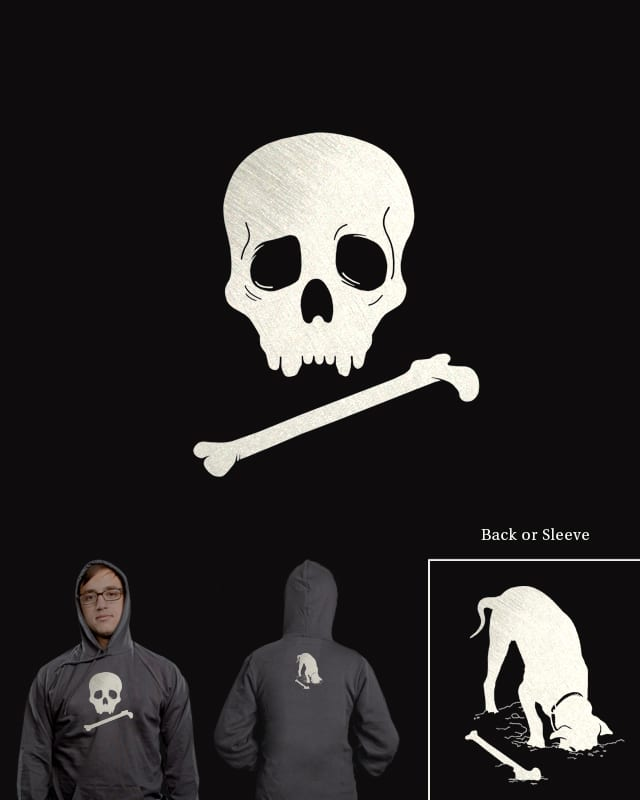 Reburied Treasure by davidfromdallas on Threadless