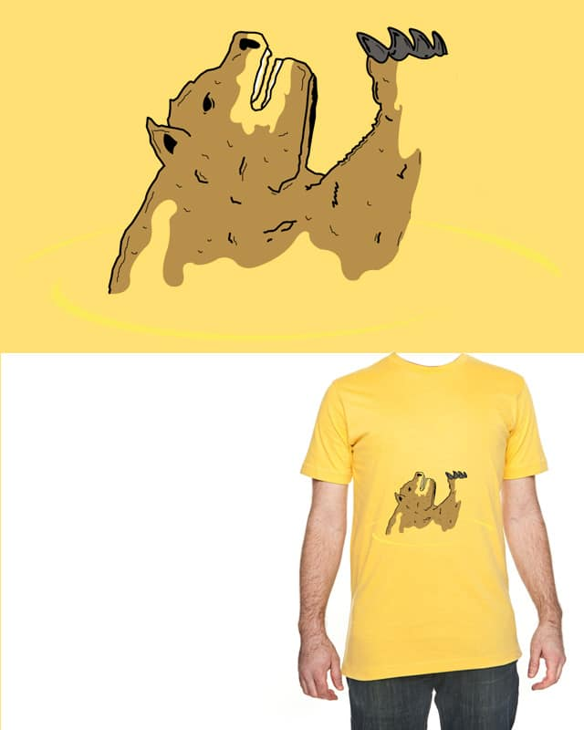 Sticky Situation by Evan_Luza on Threadless