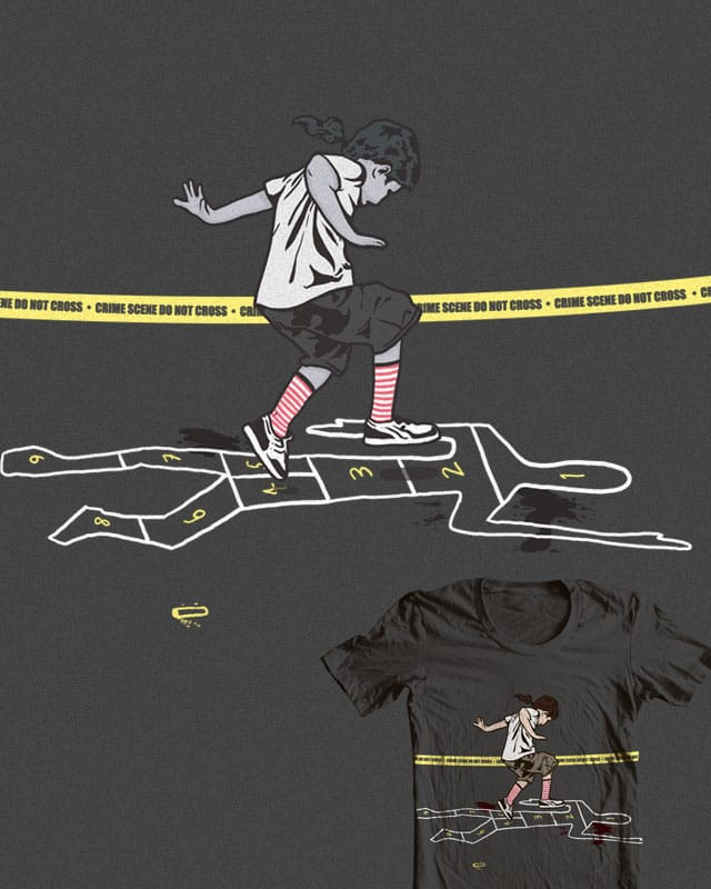 Hopscotch by BLXMAN77 on Threadless