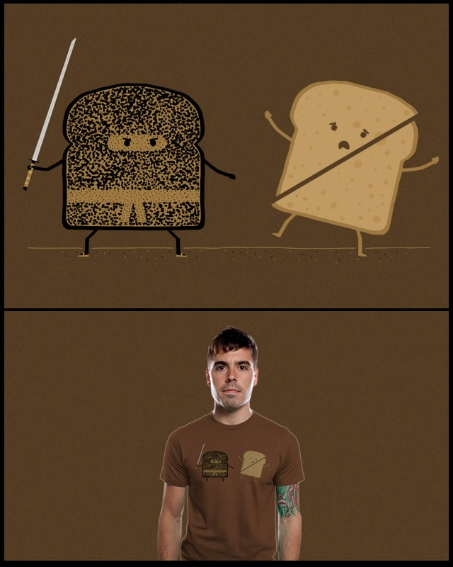 Slice! by TeoZ on Threadless