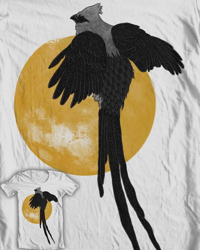 Mousebird by messing on Threadless