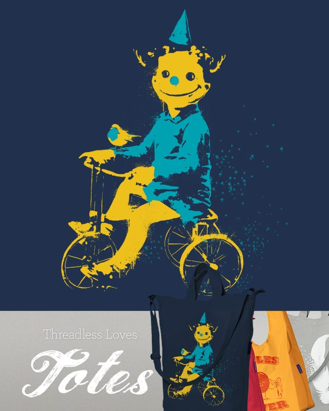 Oh Happy Day! by robsonborges on Threadless