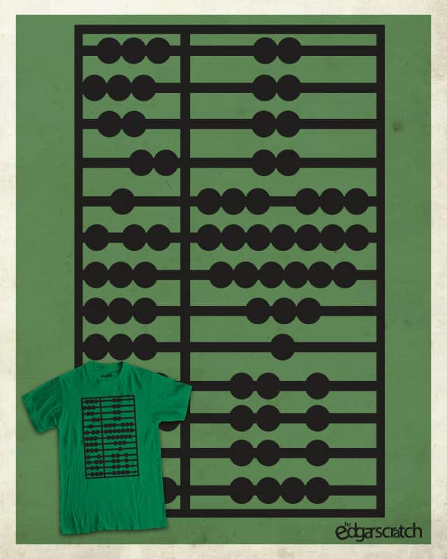 i love abacus by edgarscratch on Threadless