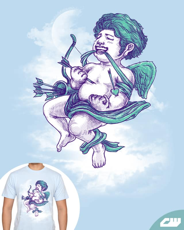 The Pioneer of Love Addict. by Cnatch on Threadless