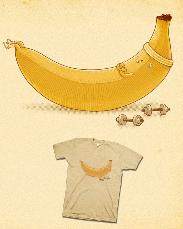 Crunches by Naolito on Threadless