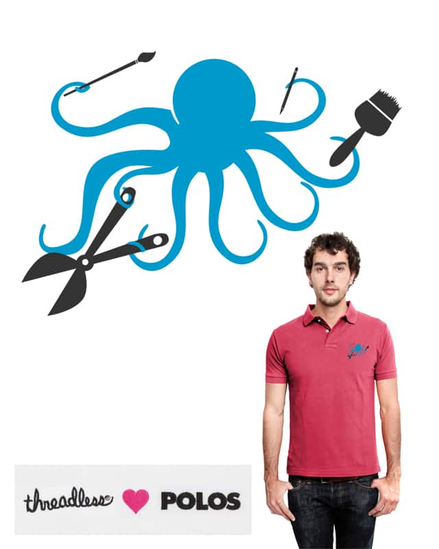 octoPOLO by kimkong1014 on Threadless