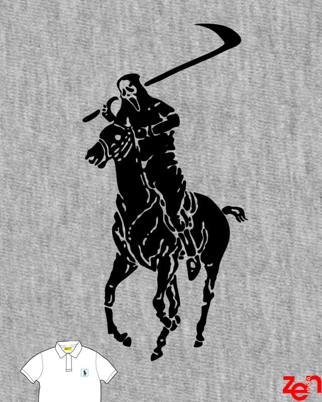 Death Polo by Zen Studio on Threadless