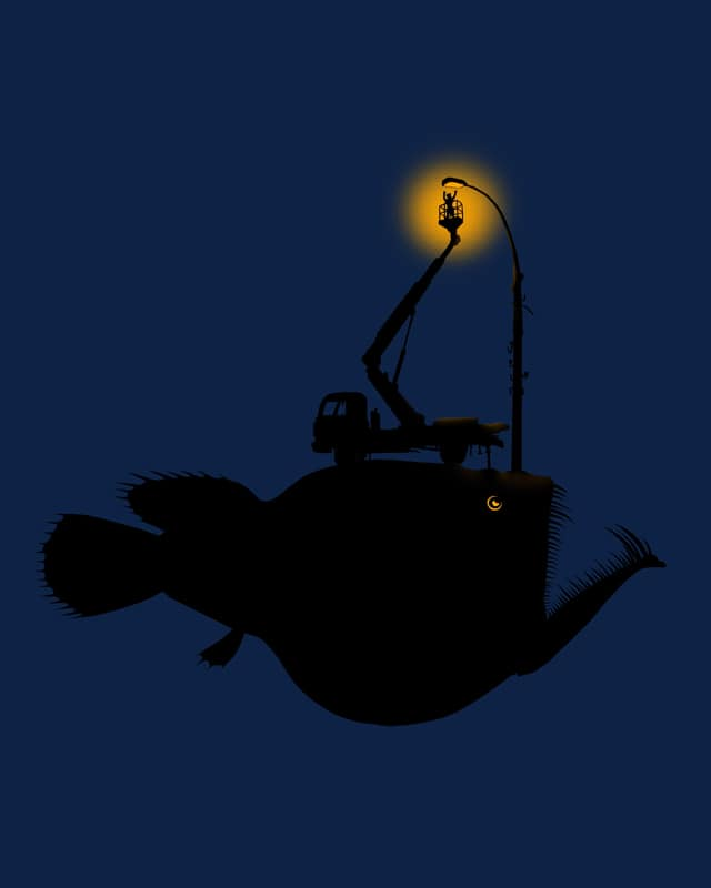 Repair the lamp by kooky love on Threadless