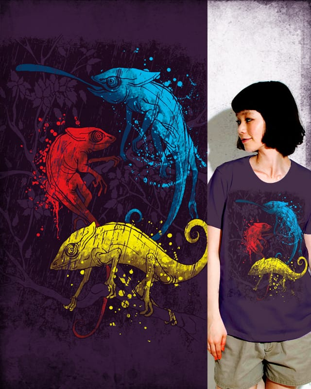 coloration by StevenT on Threadless