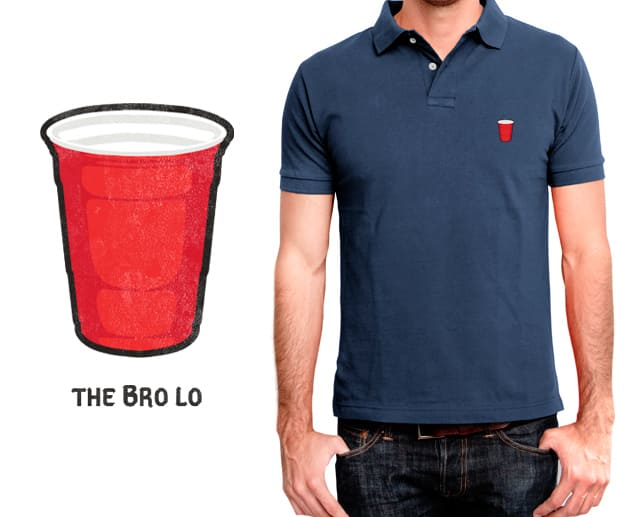 The Bro Lo by arzie13 on Threadless