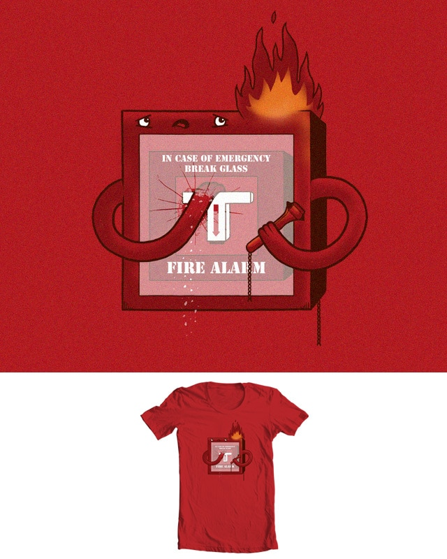 Emergency by randyotter3000 on Threadless