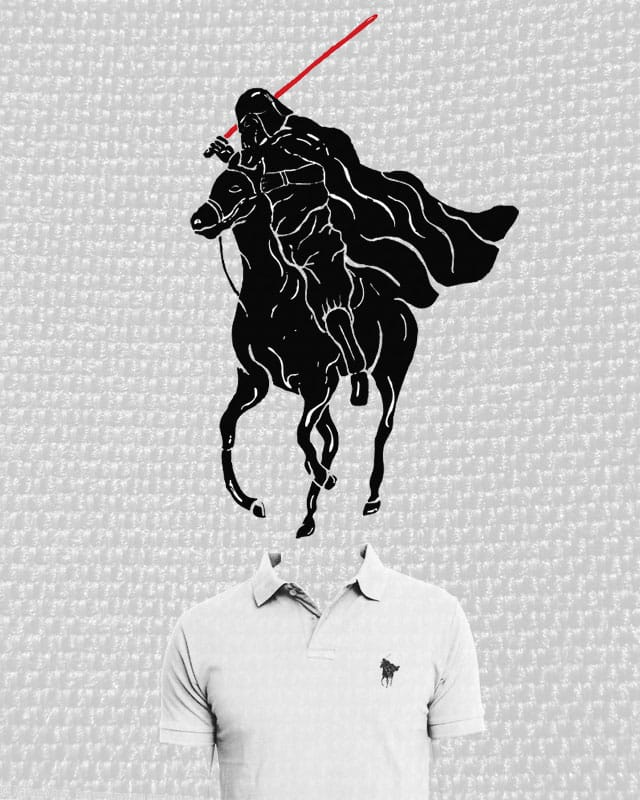 Polo Wars by ArTrOcItY on Threadless