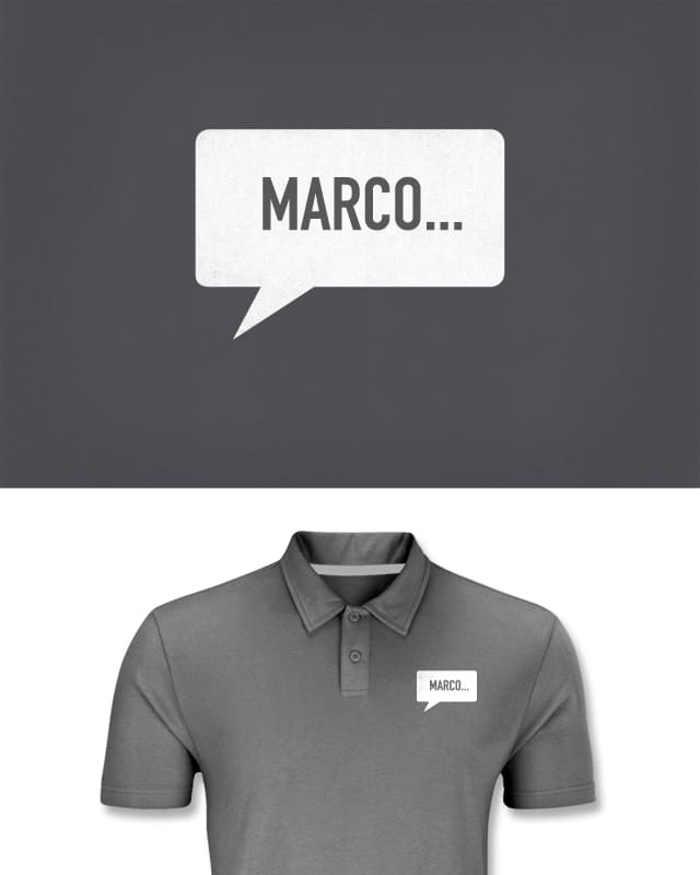 Marco Polo by murraymullet on Threadless