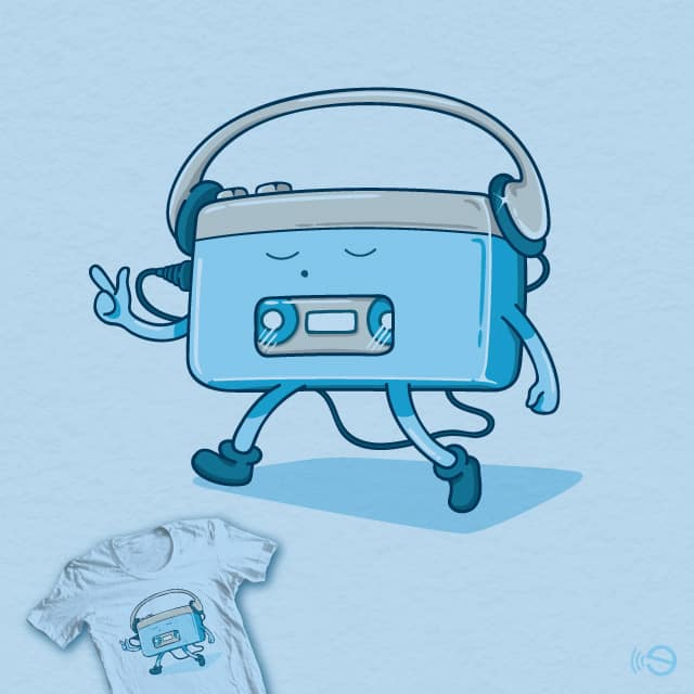 Music inside by gebe on Threadless