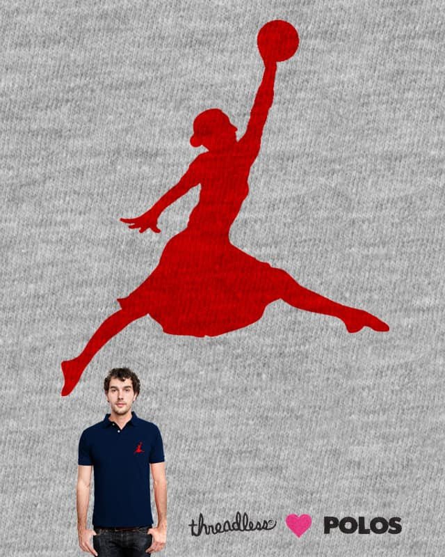 Like Mike by Zen Studio on Threadless