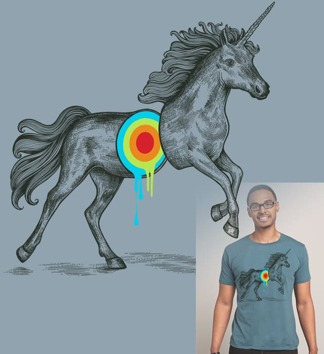 Delicious Rainbow Core by ThirstyFly on Threadless