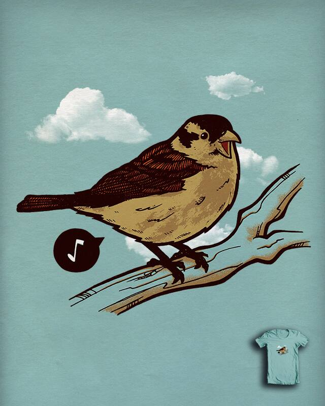Sounds of Nature by ivanrodero on Threadless