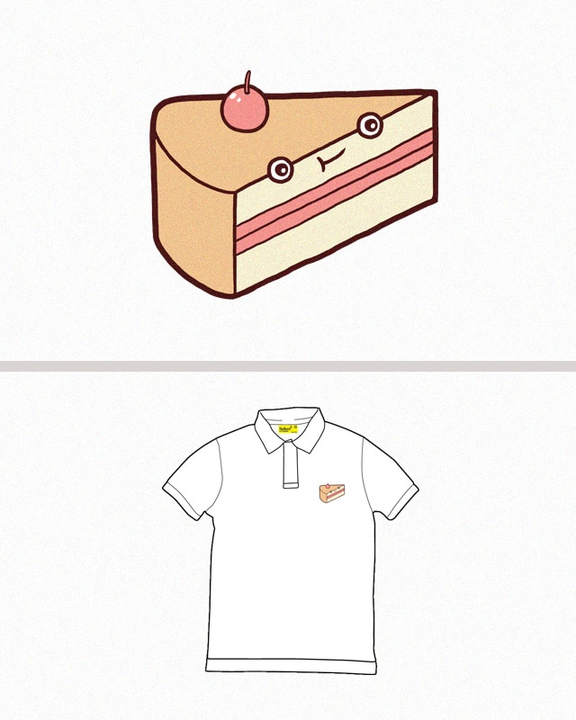 Happy cake by randyotter3000 on Threadless