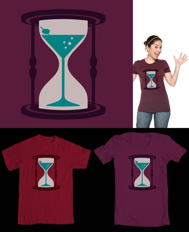 Happy Hour by Bio-bot 9000 on Threadless