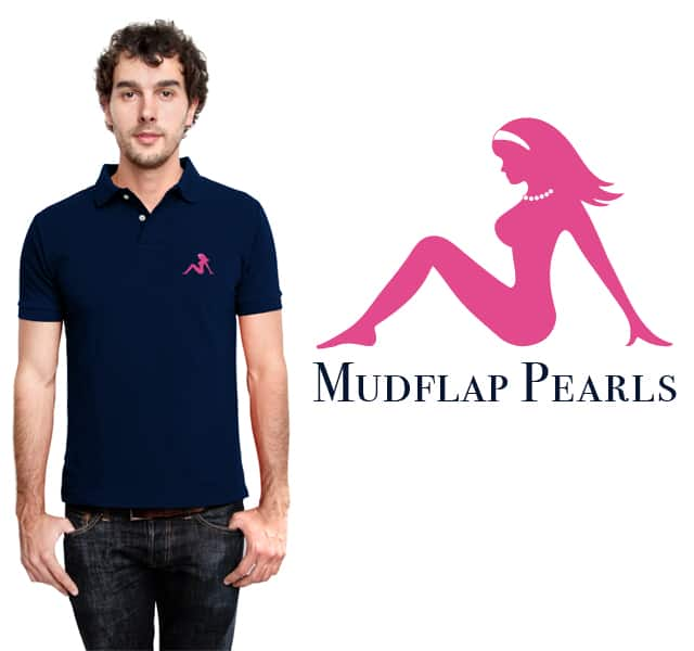Mudflap Pearls by stuartpalm on Threadless