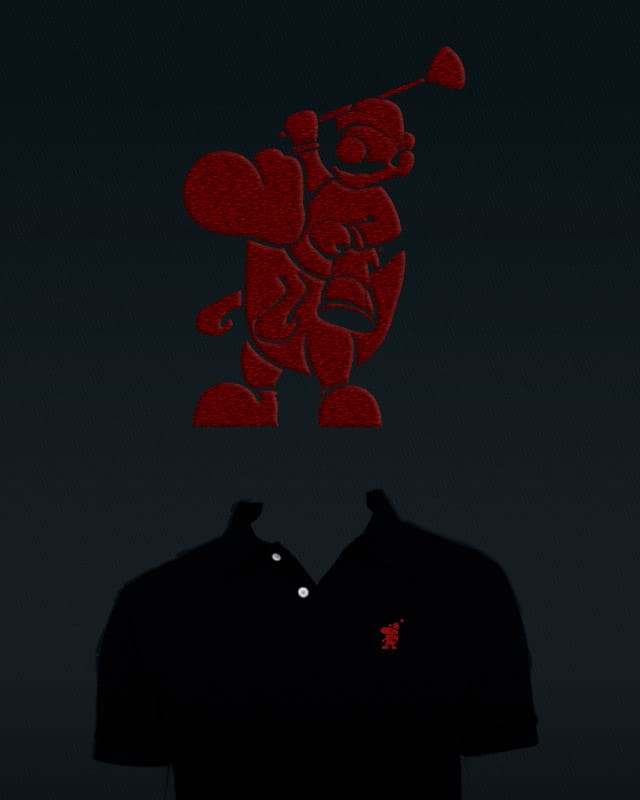 The Plumber's Polo by GyleDesigns on Threadless