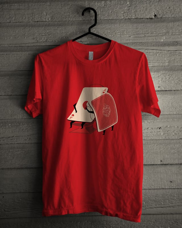 the Brave of Hearts by agrimony on Threadless