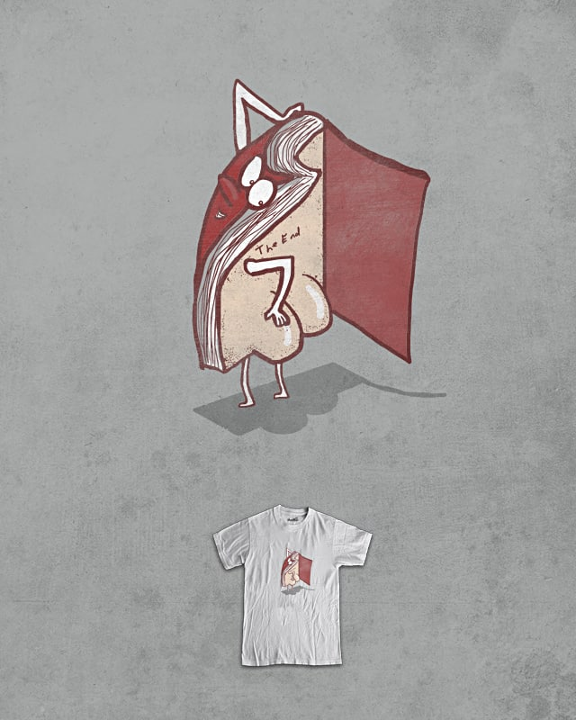the end by jerbing33 on Threadless