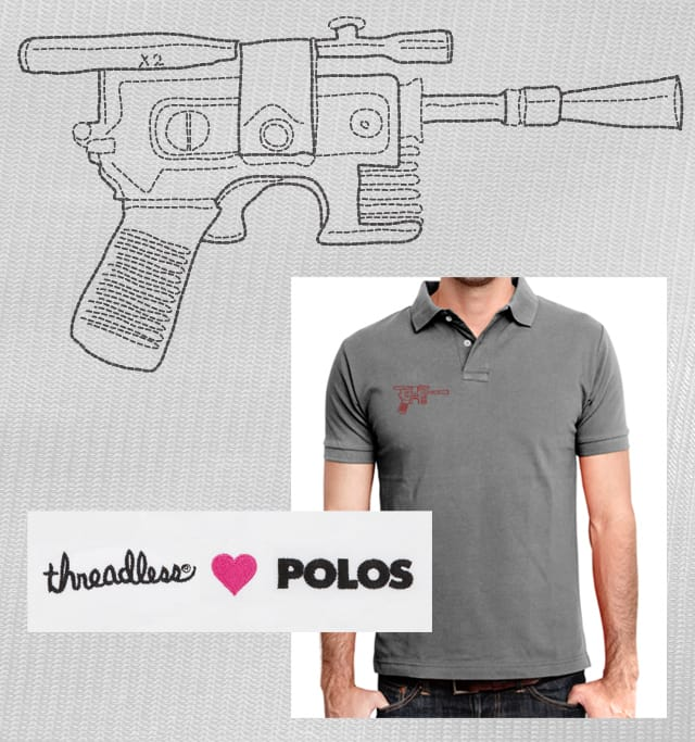 Han's Polo by Bramish on Threadless