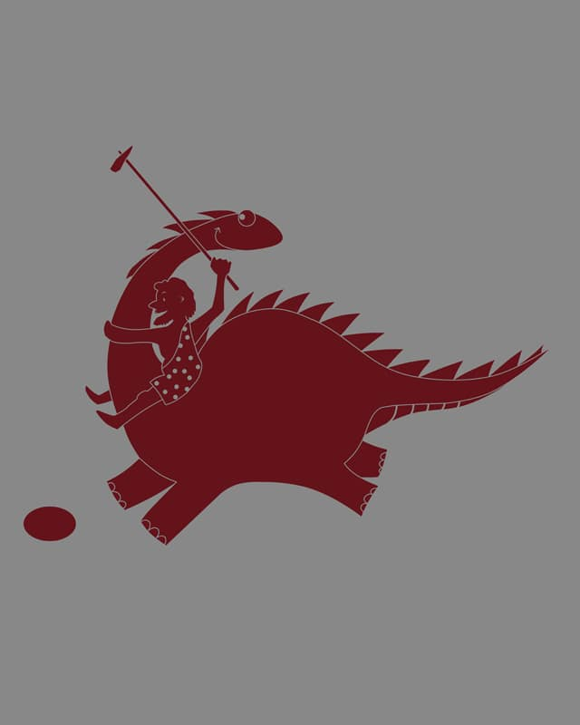 Primitive Polo by bandy on Threadless