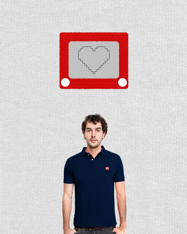 Toy heart by glenncochon on Threadless