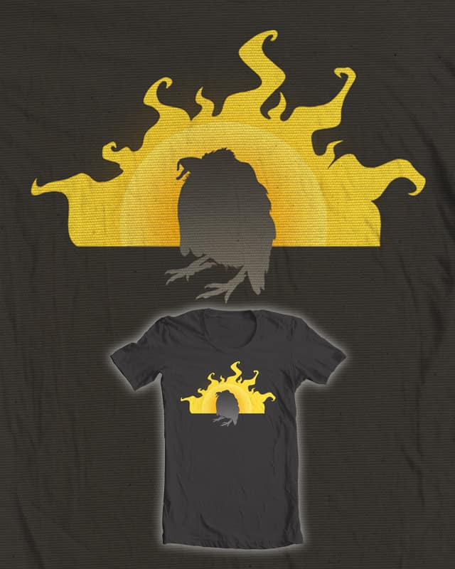 The Early Bird Gets The Worm by messing on Threadless