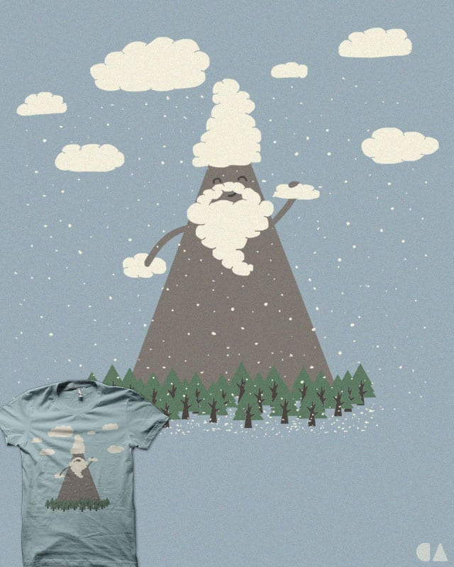 Playing with Cloud Suds by coyote_alert on Threadless